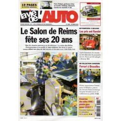 La Vie de l'Auto n° 1262 du 22 mars 2007 - Le Salon de Reims fête ses 20 ans