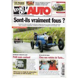 La Vie de l'Auto n° 1263 du 29 mars 2007 - Rallye dans le Pas-de-calais : Sont-ils vraiment fous ?
