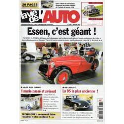 La Vie de l'Auto n° 1266 du 19 avril 2007 - Techno Classica à Essen : c'est géant !