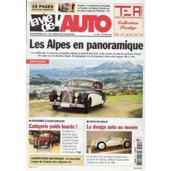 La Vie de l'Auto n° 1267 du 26 avril 2007 - Les Alpes en panoramique