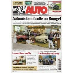 La Vie de l'Auto n° 1288 du 25 octobre 2007 - Automédon décolle au Bourget