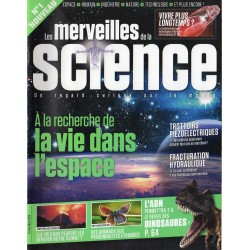 Les Merveilles Sciences n° 1 - A la recherche de la vie dans l'espace
