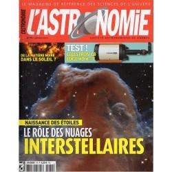 L'Astronomie n° 79 - Naissance des étoiles, le rôle des nuages interstellaires