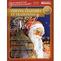 Les Grands Mystères de l'Histoire Hors-série n° 2 H - Contes, Légendes et Traditions de Noël