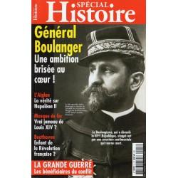 Spécial Histoire n° 3 - Le Général Boulanger, une ambition brisée au coeur !