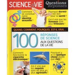 Science & Vie Questions Réponses - 100 réponses de Science aux questions de la Vie
