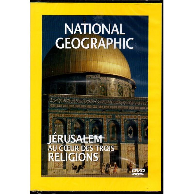 Jérusalem, au coeur des trois religions - National Geographic - DVD Zone 2