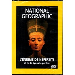 L'Enigme de Néfertiti et de la Dynastie perdue - National Geographic - DVD Zone 2
