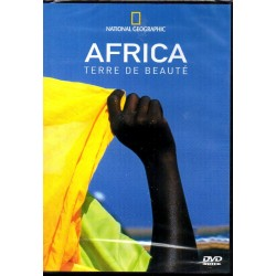 AFRICA, Terre de beauté - National Geographic - DVD Zone 2