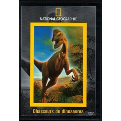 Chasseurs de Dinosaures - National Geographic - DVD Zone 2