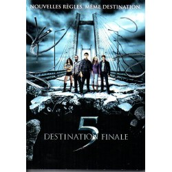 Destination Finale 5 - DVD Zone 2