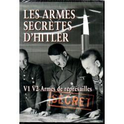 Les Armes Secrètes d'Hitler, V1 V2 Armes de représailles - DVD Zone 2