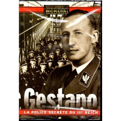 Gestapo, la police secrète du IIIe Reich - DVD Zone 2