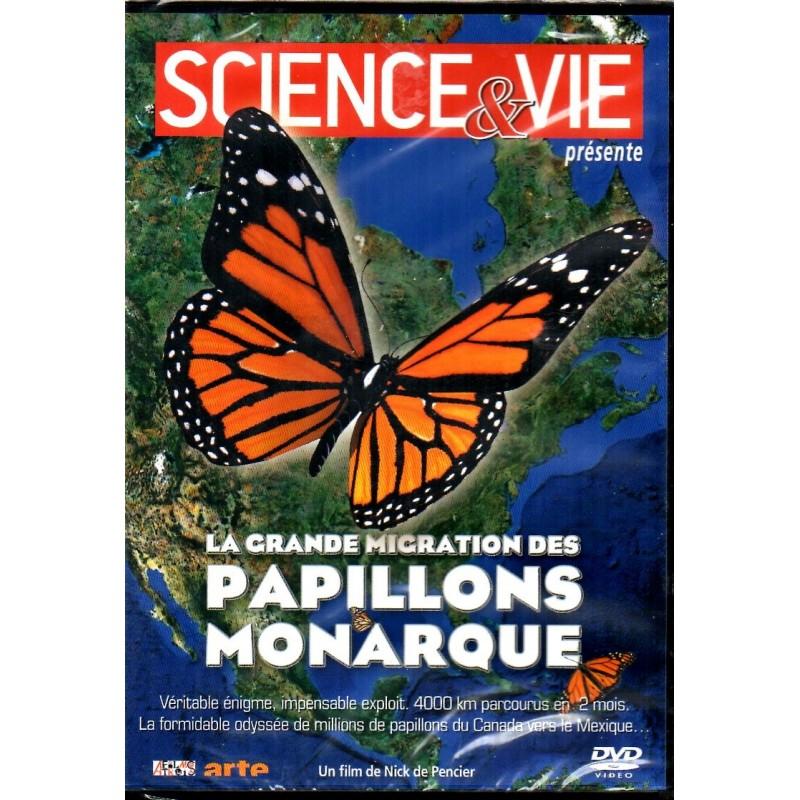 La Grande Migration des Papillons Monarque - DVD Zone 2