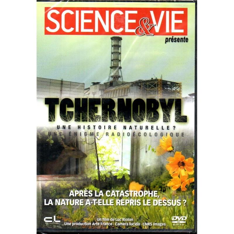 Tchernobyl, une histoire naturelle ? Une énigme radio-écologique - DVD Zone 2