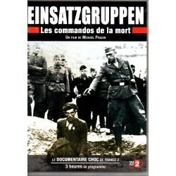 Einsatzgruppen, les commandos de la mort - DVD Zone 2