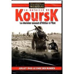 La Bataille de Koursk, le dernier assaut d'Hitler à l'Est - DVD Zone 2
