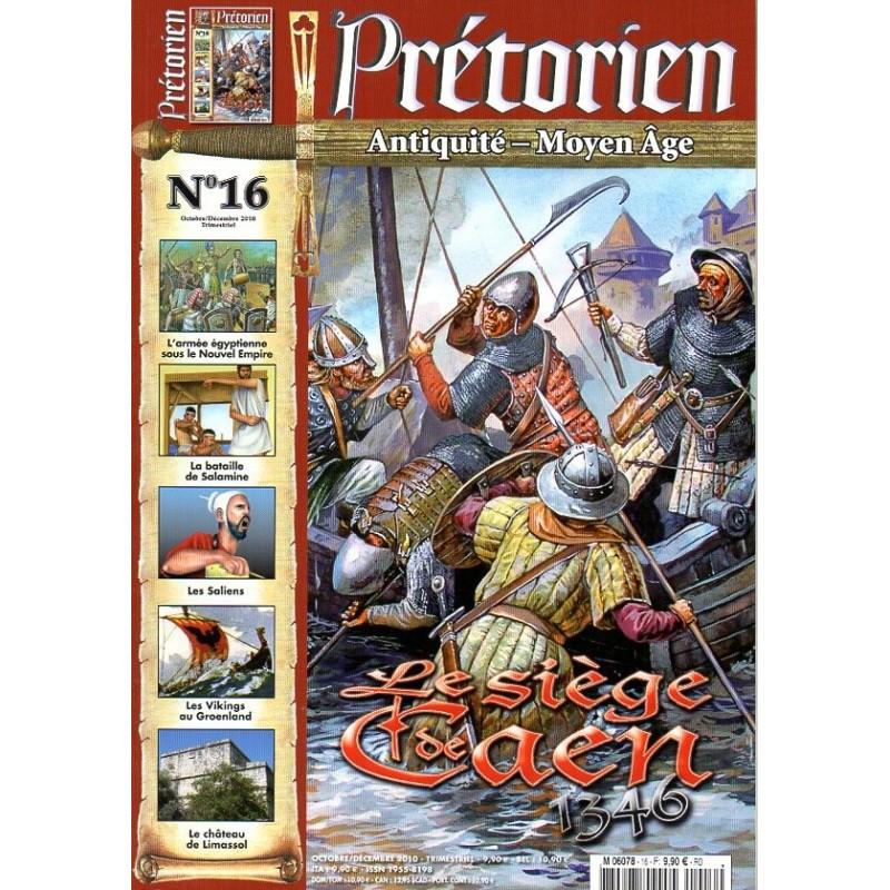 Prétorien n° 16 - Le Siège de Caen 1346