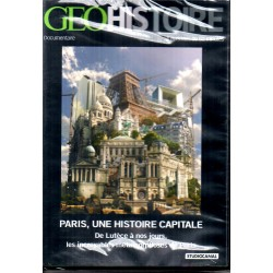 Paris, Une Histoire Capitale - DVD Zone 2