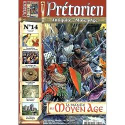 Prétorien n° 14 - La Bataille au Moyen Age