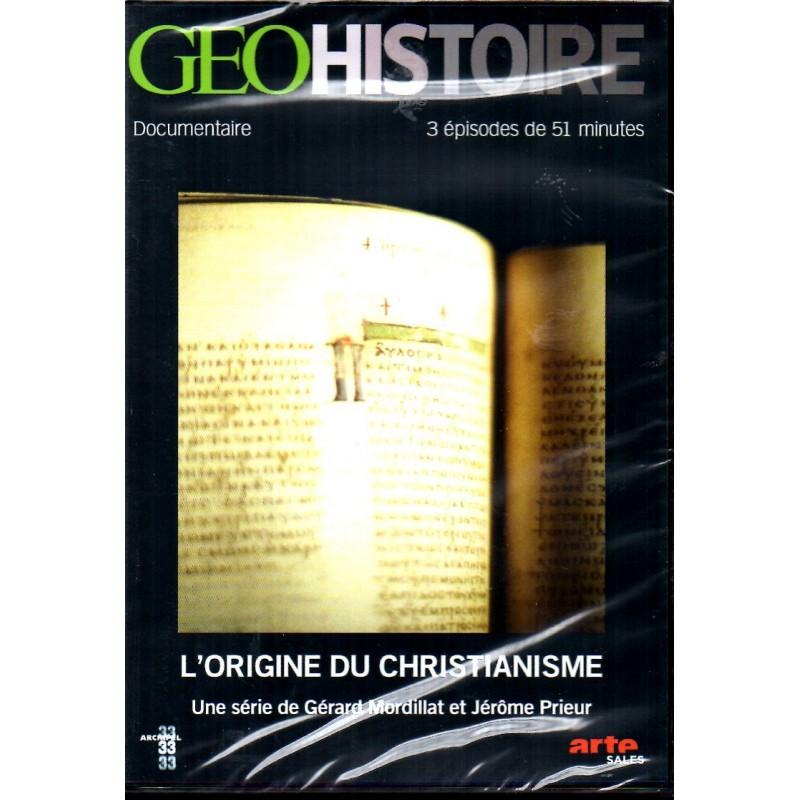 L'Origine du Christianisme - DVD Zone 2