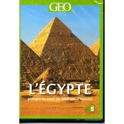L'Egypte, plongée au cœur de 3000 ans d'histoire - DVD Zone 2