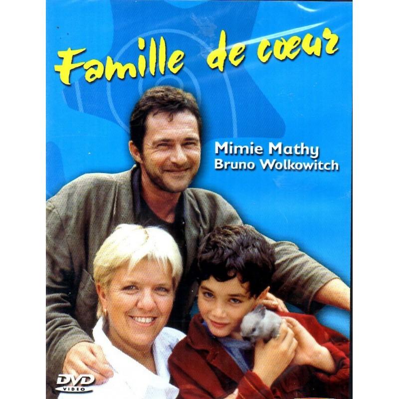 Famille de Coeur - DVD Zone 2