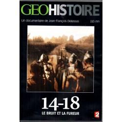 14-18 Le Bruit et la Fureur (un film de Jean-françois Delassus) - DVD Zone 2