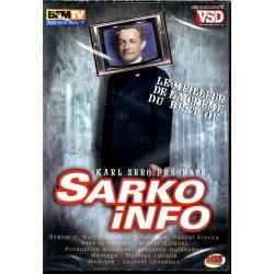 Sarko Info (Best Off) - DVD Zone 2