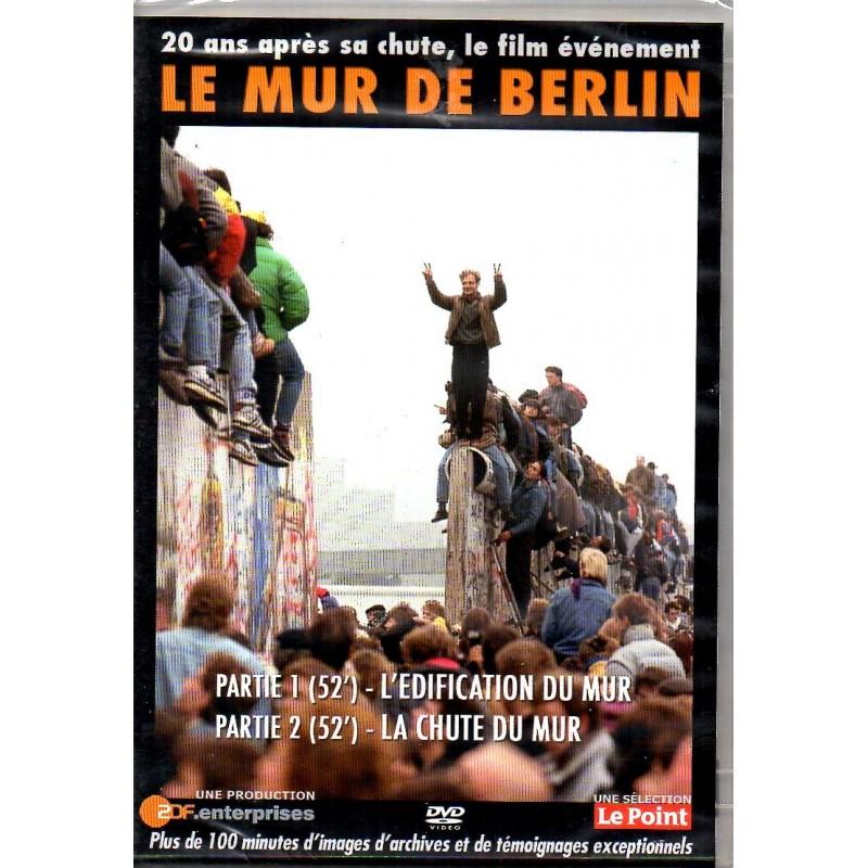 Le Mur de Berlin - DVD Zone 2