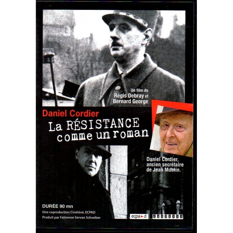 La Résistance comme un roman - DVD Zone 2