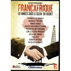 Françafrique, 50 années sous le sceau du secret - DVD Zone 2