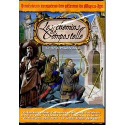 Les Chemins de Compostelle - DVD Zone 2