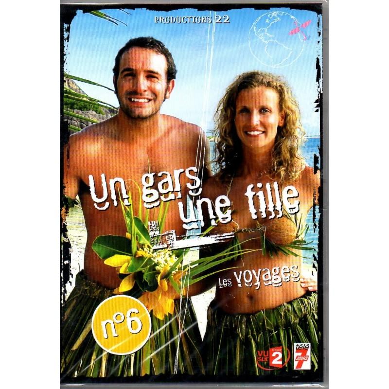 Un Gars Une Fille, Les voyages - DVD Zone 2