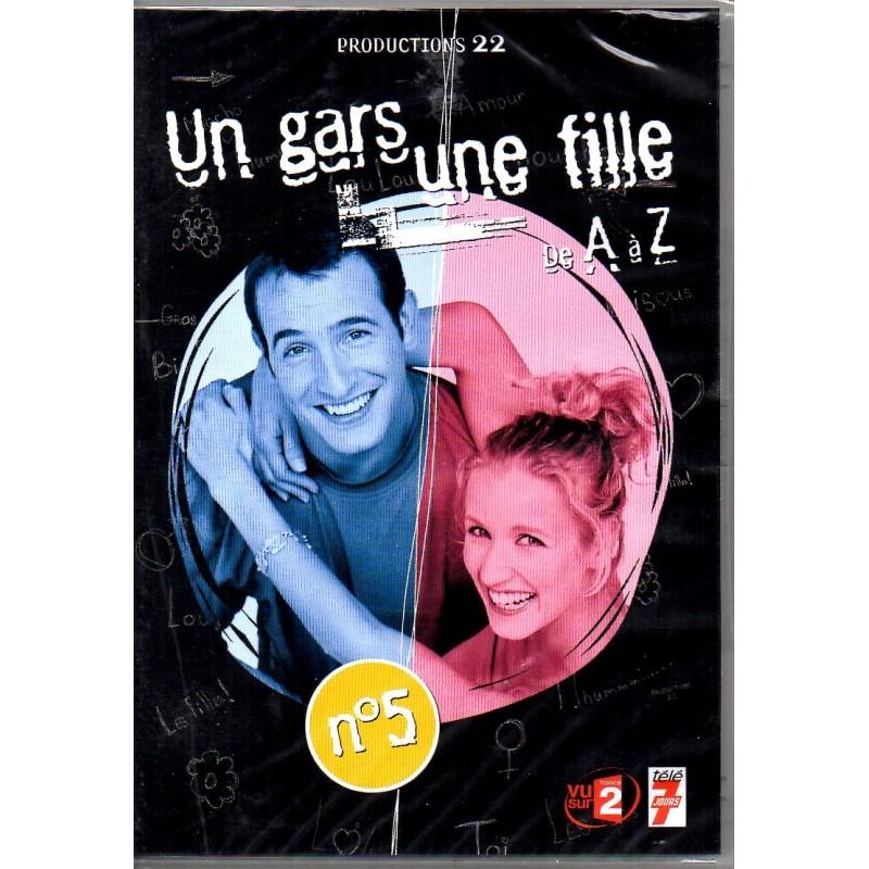 Un Gars Une Fille, de A à Z - DVD Zone 2