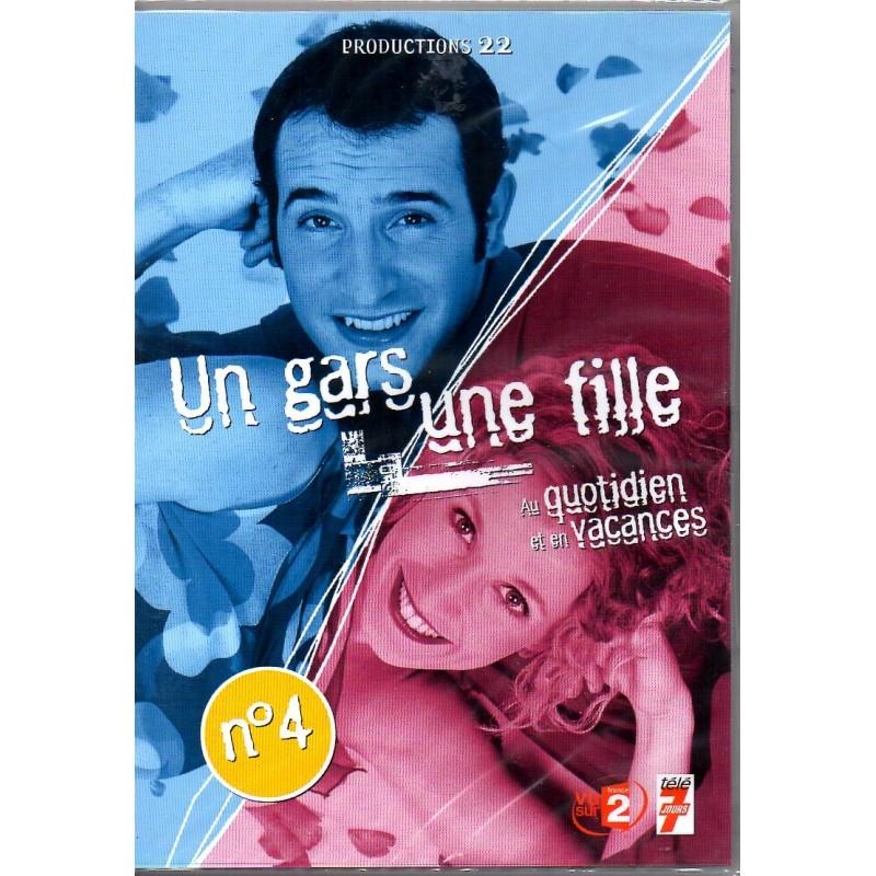 Un Gars Une Fille, au quotidien et en vacances - DVD Zone 2