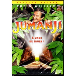 Jumanji (Robin Williams) - DVD Zone 2