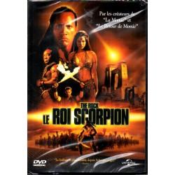 Le Roi Scorpion (avec Dwayne Johnson) - DVD Zone 2