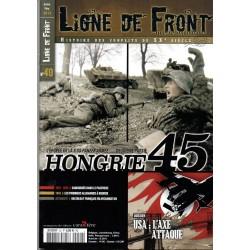 Ligne de Front n° 40 - Hongrie 1945, L'épopée de la 6.SS-Panzer-Armée (partie2)