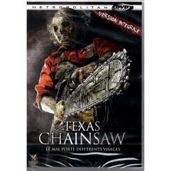 Texas Chainsaw - DVD Zone 2