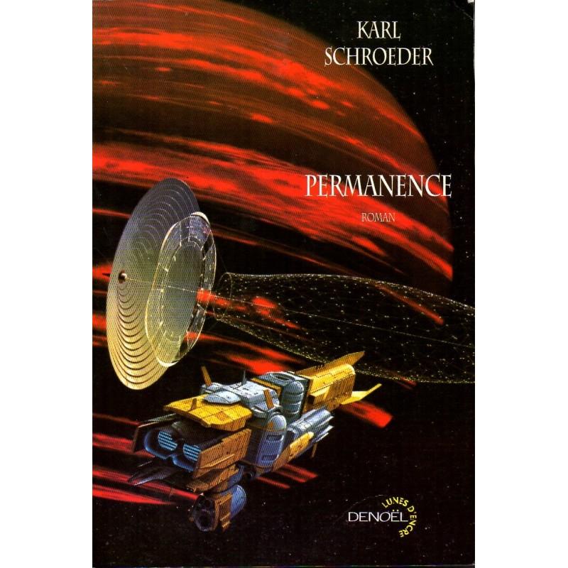 Permanence - Karl Schroeder - (Science Fiction)