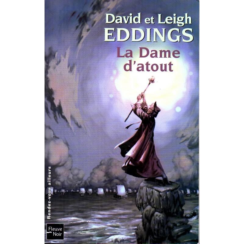 La Dame d'atout - David et Leigh Eddings - (Science Fiction)
