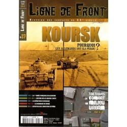 Ligne de Front n° 37 - KOURSK : Pourquoi Les allemands ont-ils perdu ?