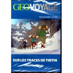Sur les traces de Tintin, Tintin au Tibet - DVD Zone 2