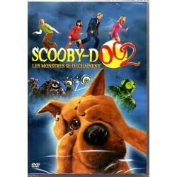 Scooby-Doo 2 : Les monstres se déchaînent (de Raja Gosnell) - DVD Zone 2