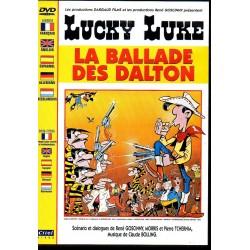 Lucky Luke - La ballade des Dalton - DVD Zone 2