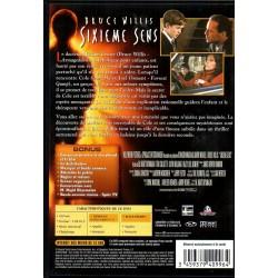 Sixième Sens (de Manoj Night Shyamalan avec Bruce Willis) - DVD Zone 2