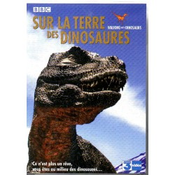 Sur La terre des Dinosaures, BBC (Walking with dinosaurs) - DVD Zone 2