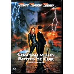 Chapeau Melon et Bottes de Cuir (de Jeremiah S. Chechik) - DVD Zone 2