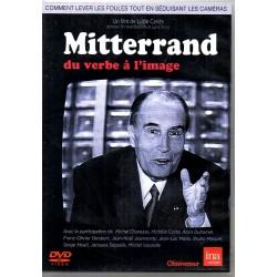 Mitterrand, du verbe à l'image (de Lucie Cariès) - DVD Zone 2